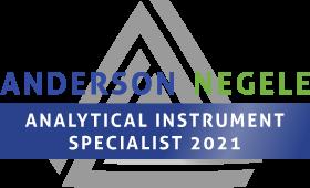 Anderson-Negele Preferred Partner 2021 én vier gecertificeerde Analytical Instrument Specialists